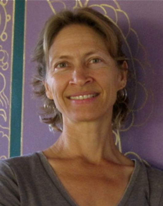 Meet & Greet with Senior Yoga Teacher Amy Cooper
